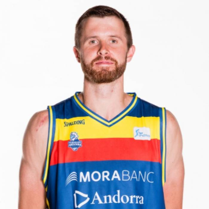 Photo of John Shurna, 2018-2019 season