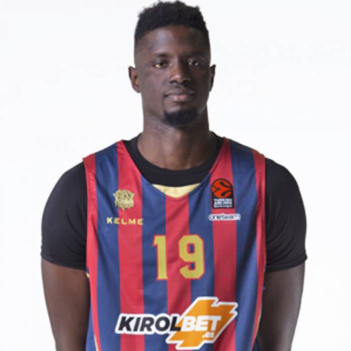 Photo de Youssoupha Fall, saison 2019-2020