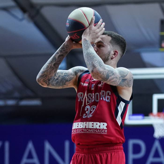 Photo de Gabe York, saison 2019-2020