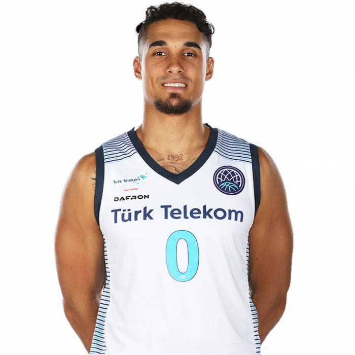 Photo of Nick Johnson, 2019-2020 season