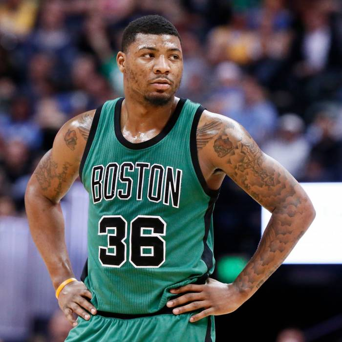 Photo of Marcus Smart, 2016-2017 season