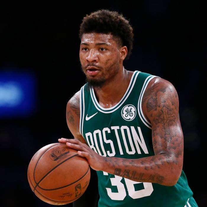 Photo of Marcus Smart, 2018-2019 season