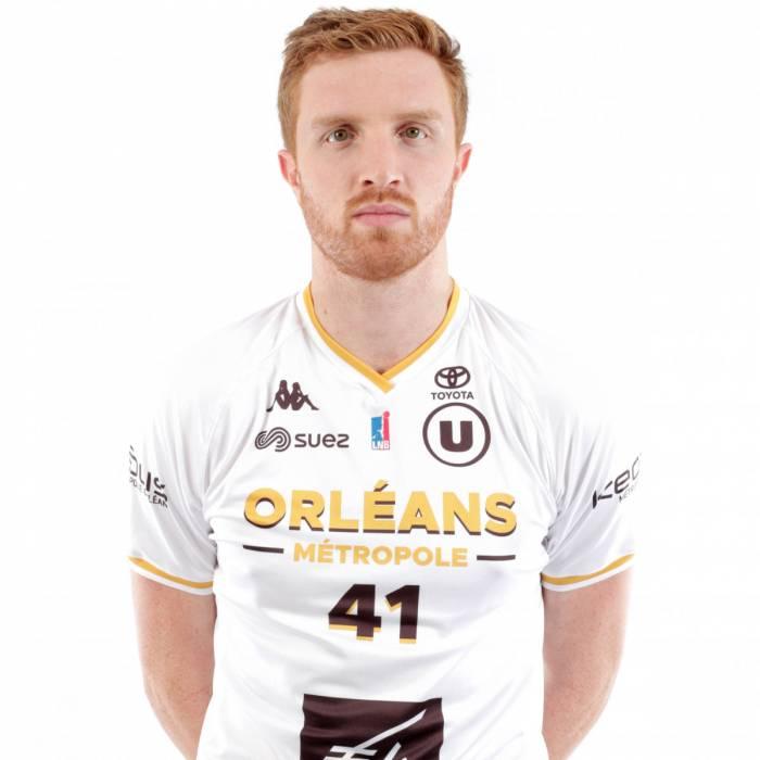 Photo of Geoffrey Groselle, 2019-2020 season