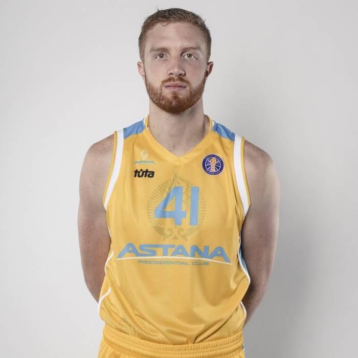 Photo of Geoffrey Groselle, 2018-2019 season