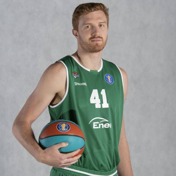 Photo of Geoffrey Groselle, 2020-2021 season