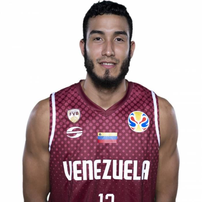 Photo de Anthony Perez, saison 2019-2020
