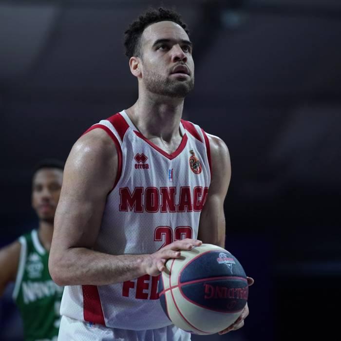 Photo de Jaleel O'brien, saison 2019-2020