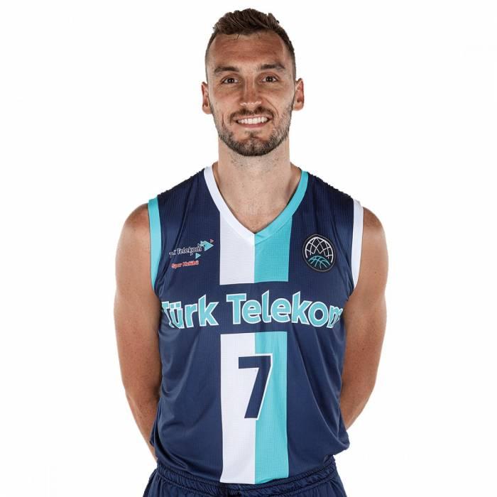 Photo of Sam Dekker, 2020-2021 season