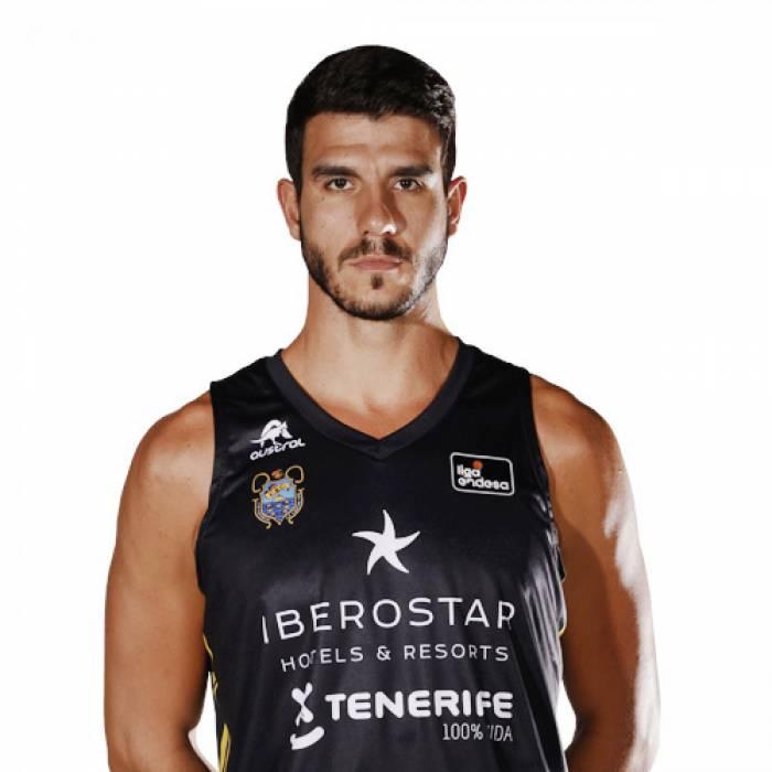 Photo de Sergio Rodriguez Febles, saison 2020-2021