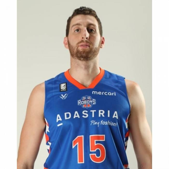 Photo de Marc Trasolini, saison 2020-2021
