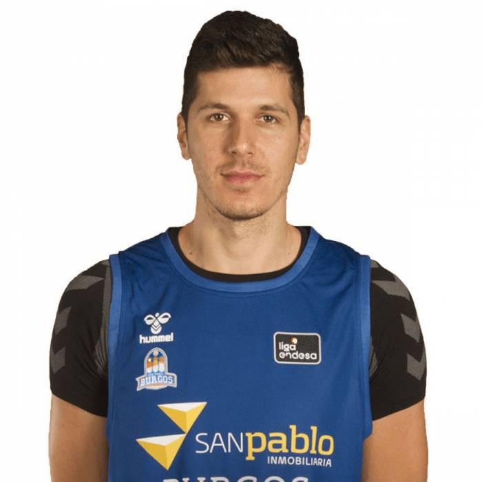 Photo de Goran Huskic, saison 2019-2020