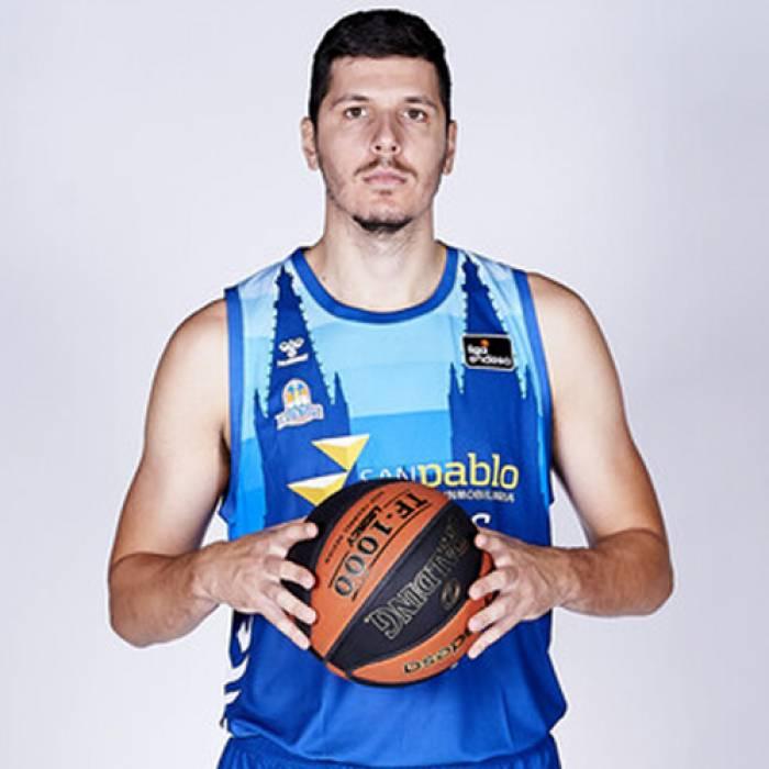 Photo de Goran Huskic, saison 2020-2021