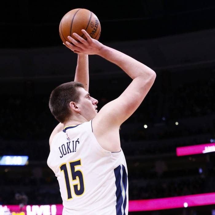 Photo of Nikola Jokic, 2017-2018 season