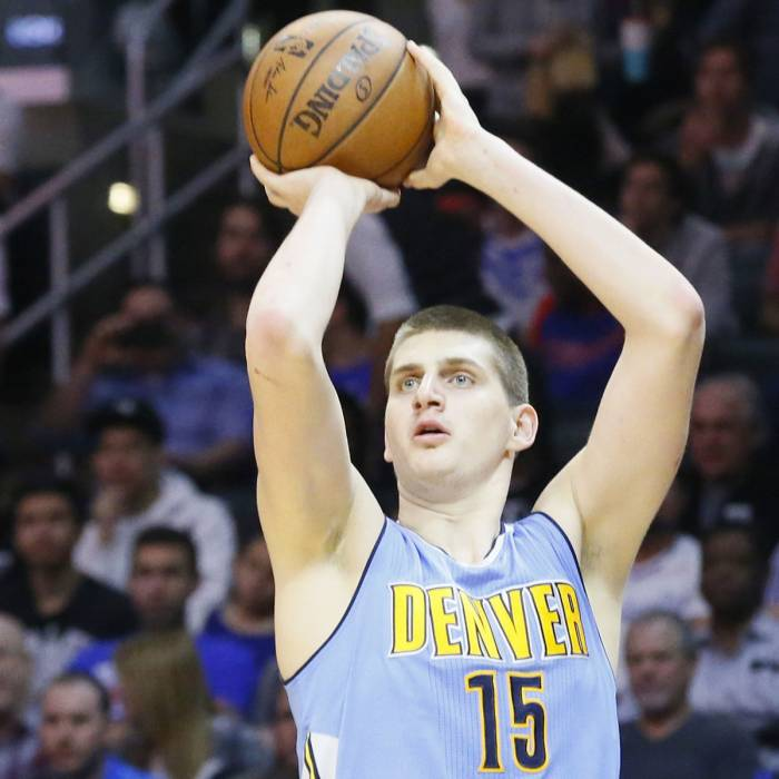 Photo of Nikola Jokic, 2015-2016 season
