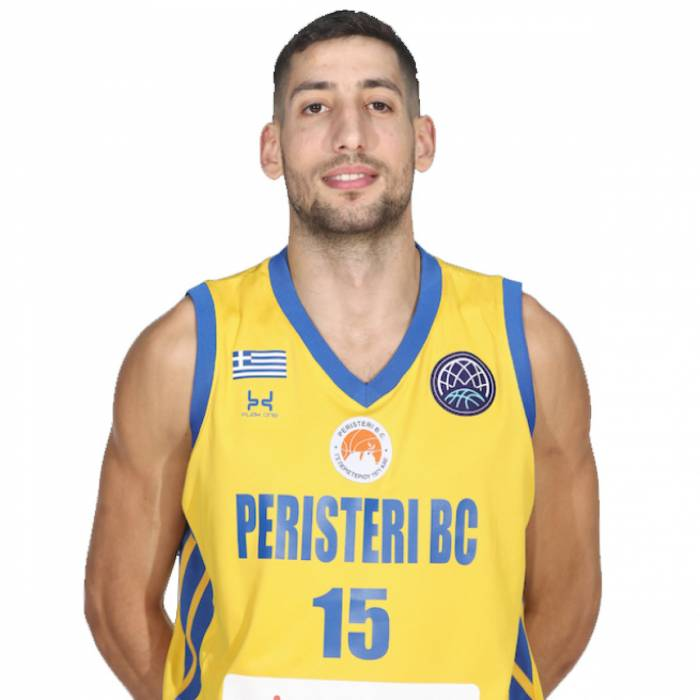 Photo of Christos Saloustros, 2019-2020 season