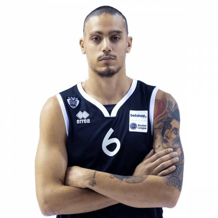 Photo de Antonis Koniaris, saison 2018-2019