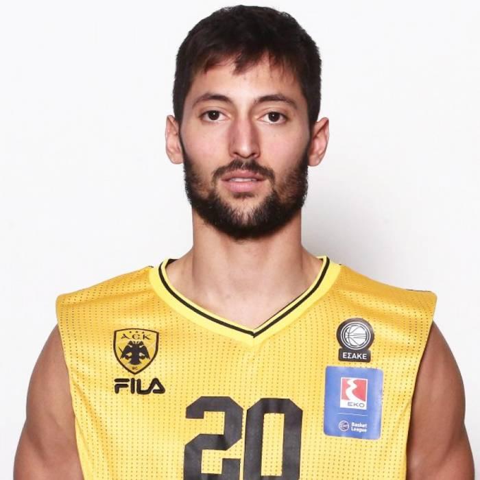 Photo of Nikos Gkikas, 2019-2020 season