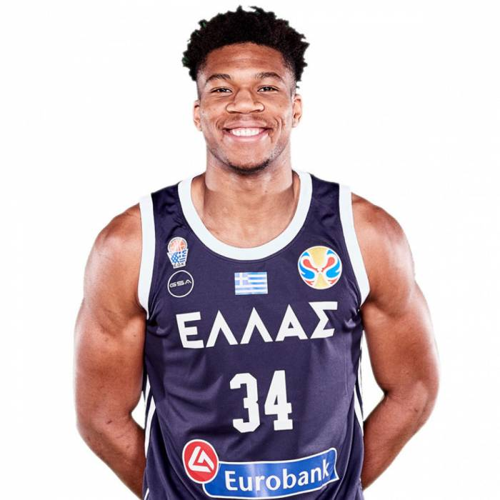 Photo of Giannis Antetokounmpo, 2019-2020 season
