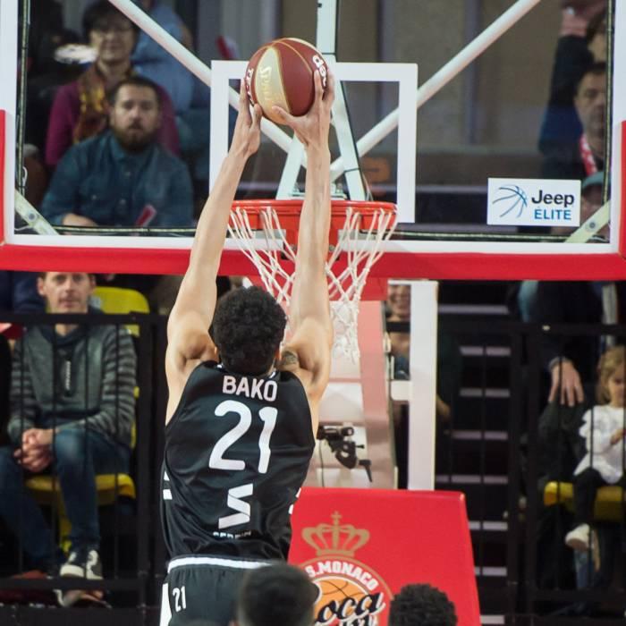 Photo de Ismael Bako, saison 2019-2020