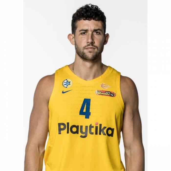 Photo de Angelo Caloiaro, saison 2020-2021