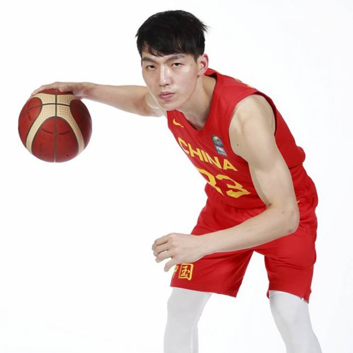 Photo of Qian Wu, 2021-2022 season