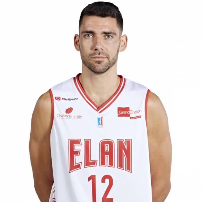 Photo de Rafael Menco, saison 2020-2021