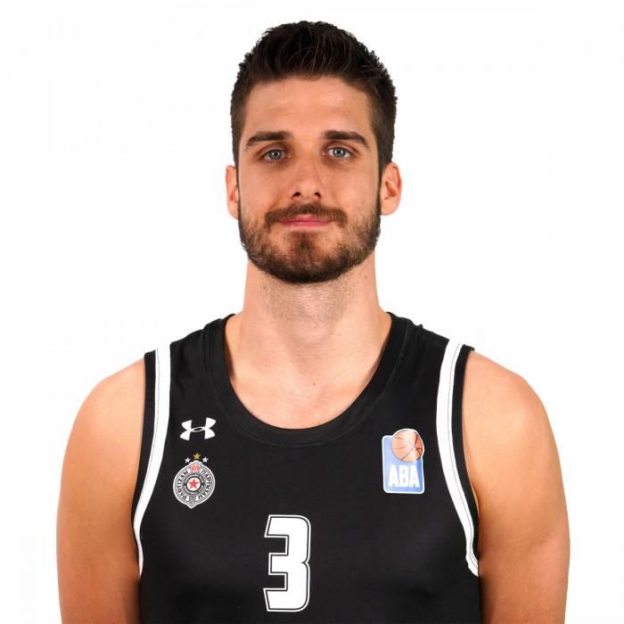 Photo de Rade Zagorac, saison 2020-2021