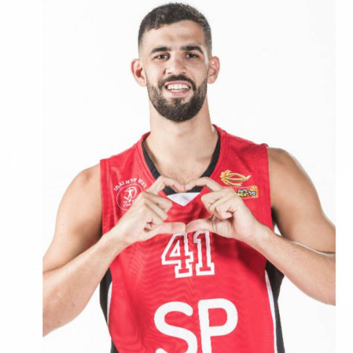 Foto de Tomer Ginat, temporada 2019-2020