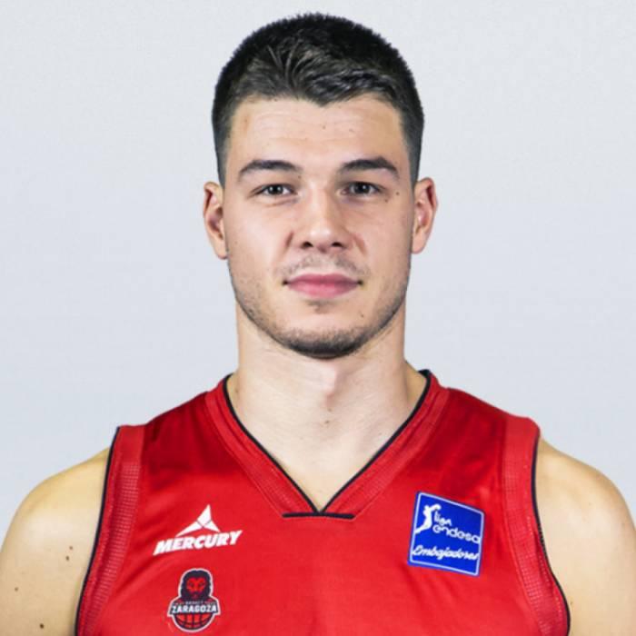 Photo of Jonathan Barreiro, 2018-2019 season