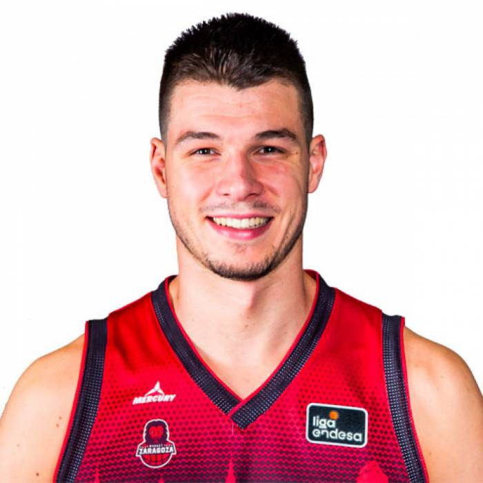 Photo of Jonathan Barreiro, 2019-2020 season