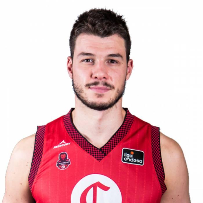 Photo of Jonathan Barreiro, 2020-2021 season