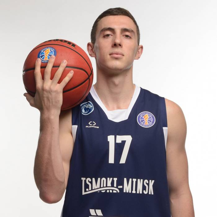 Photo of Andrei Rahozenka, 2019-2020 season