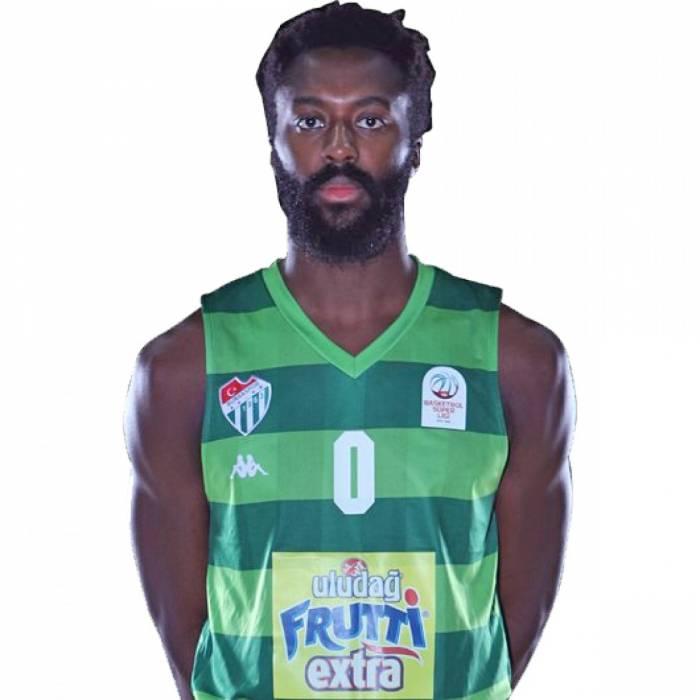 Photo de Gabriel Olaseni, saison 2019-2020