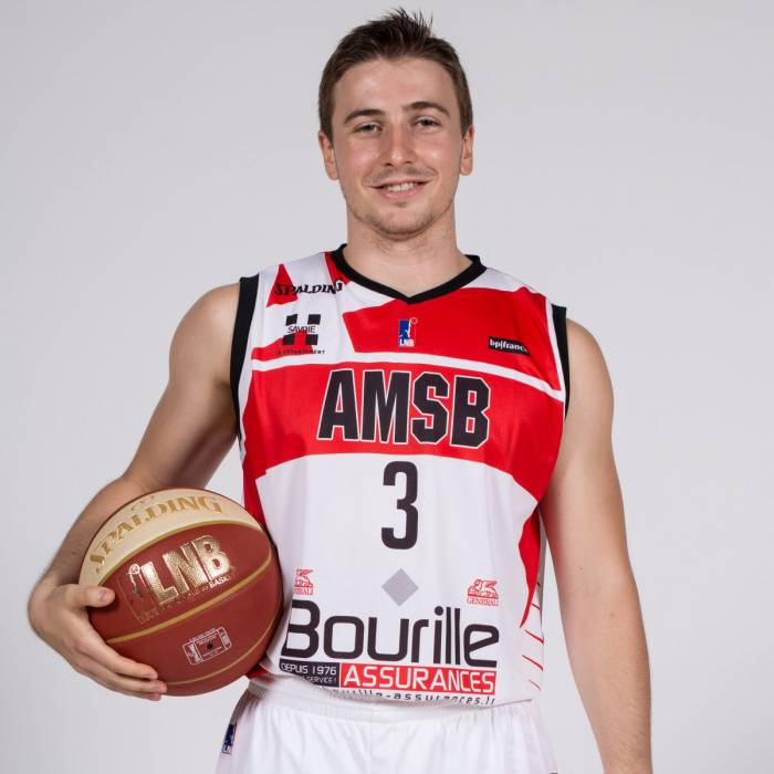 Photo of Lucas Lenoir, 2019-2020 season