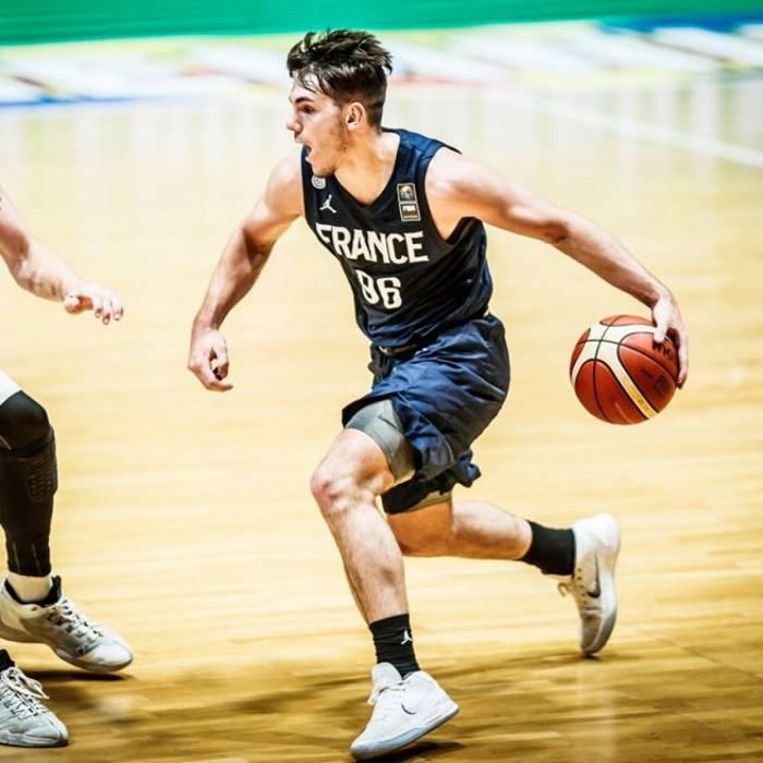 Photo de Yanik Blanc, saison 2018-2019