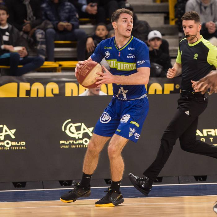 Photo de Yanik Blanc, saison 2019-2020