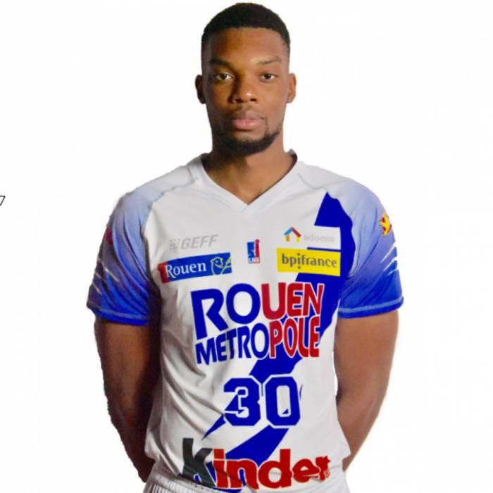 Photo of Earvine Bassoumba, 2019-2020 season