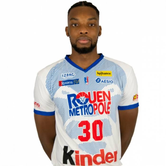 Photo of Earvine Bassoumba, 2020-2021 season