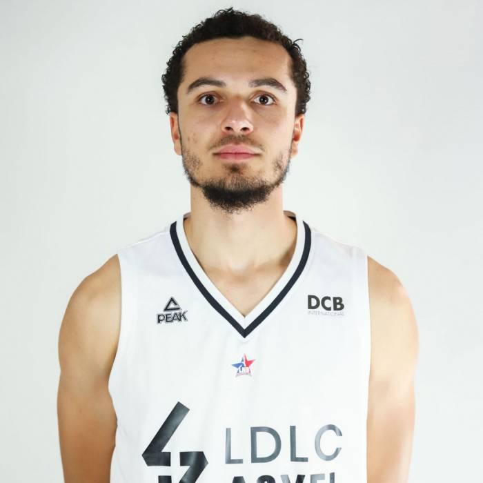 Photo of Charles Galliou, 2019-2020 season