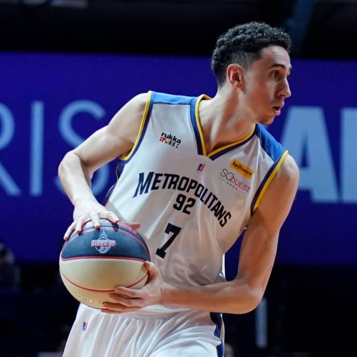 Photo of Maxime Roos, 2019-2020 season