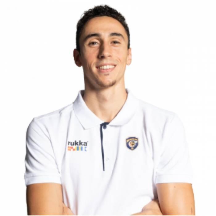 Photo of Maxime Roos, 2020-2021 season