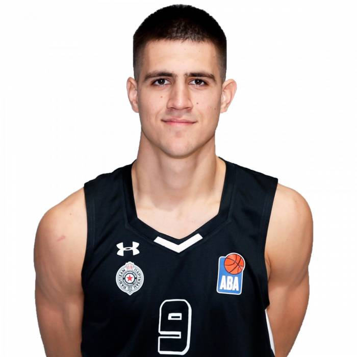 Photo of Vanja Marinkovic, 2018-2019 season