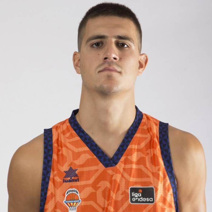 Photo de Vanja Marinkovic, saison 2020-2021