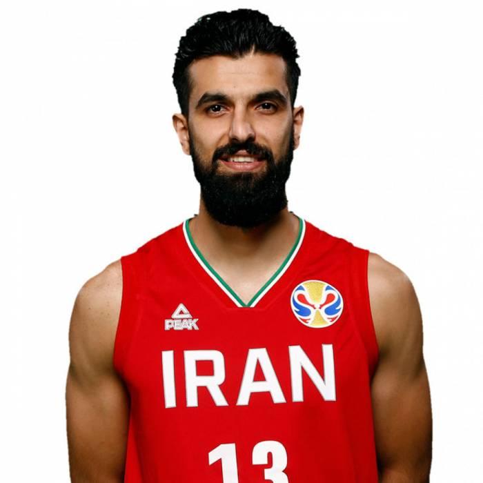 Photo of Mohammad Jamshidi, 2019-2020 season