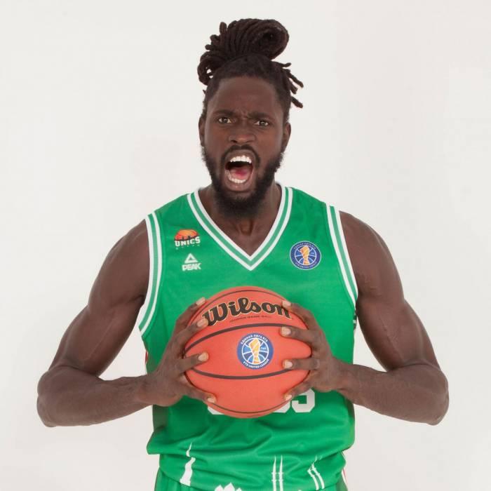 Photo of Maurice Ndour, 2018-2019 season