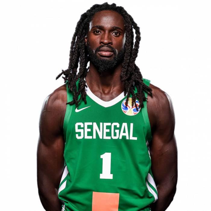 Photo of Maurice Ndour, 2019-2020 season