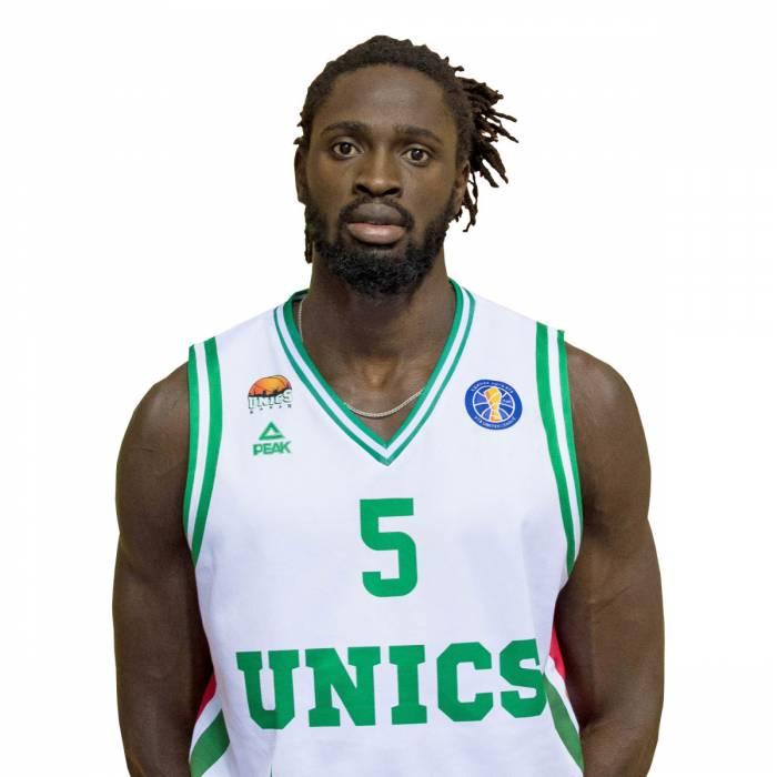 Photo of Maurice Ndour, 2017-2018 season