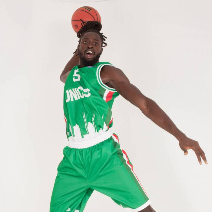 Photo de Maurice Ndour, saison 2018-2019