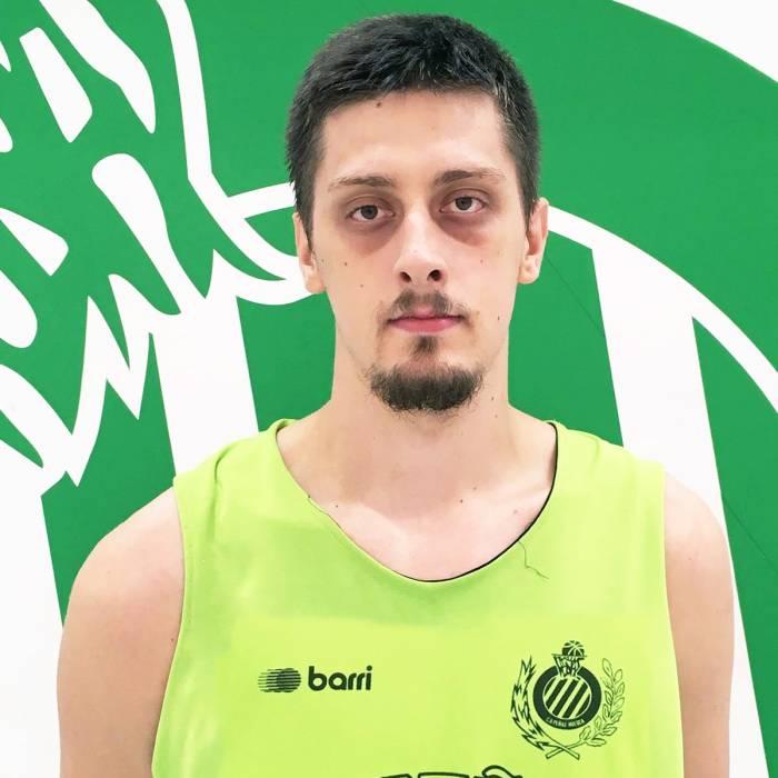 Photo of Kenan Karahodzic, 2018-2019 season