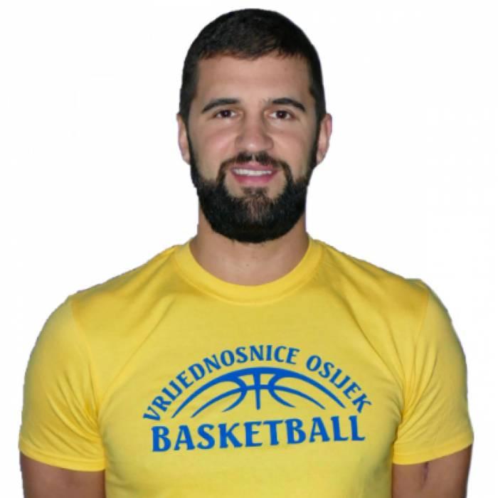 Photo of Ante Gospic, 2018-2019 season